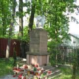 Pomnik na mogile powstańców 1863 r.