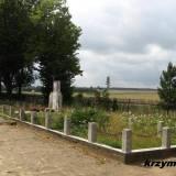 Zieluń. Mogiła powstańców 1863 r.