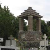 Włocławek. Pomnik żołnierzy niemieckich.