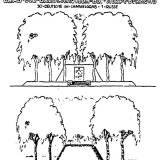 Projekt cmentarza - arch. W. Heilig