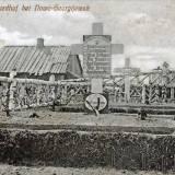 Sachsenfriedhof w Psucinie.