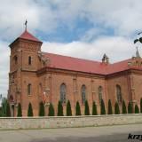 Kościół w Starej Wronie.