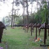 Świerże Górne. Cmentarz wojenny z 1915 r.