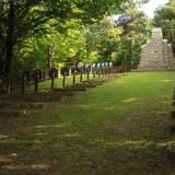 Łysa Góra. Cmentarz wojenny nr 9