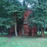Pomnik-kaplica poległych w Prabutach.