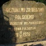 Pomnik nieznanego żołnierza.