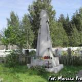 Pomnik poległych.