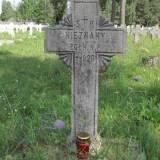 Mogiła nieznanego żołnierza WP poległego w 1920 r.