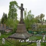 Pomnik rostrzelanych powstańców.