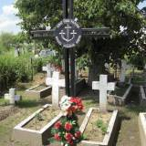 Krzyż Straży Mogił Polskich w Nieświeżu.
