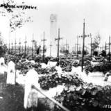 Wilejka. Cmentarz wojenny.