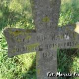 Mogiła 4 żołnierzy WP poległych w 1920 r.