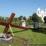 Duniłowicze. Cmentarz wojenny.