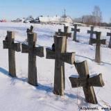 groby żołnierzy 155 pp