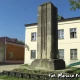 Pomnik ku czci poległych w Postawach.