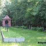 Brodnica. Groby poległych w 1920 r. i kaplica.