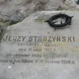 Grób Jerzego Starzyńskiego