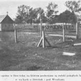 Cmentarz żołnierzy polskich w Dyneburgu.
