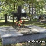Mogiła 6 żołnierzy WP poległych w 1920 r.