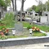 Mogiła 7 żołnierzy WP poległych w 1920 r.
