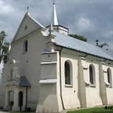 Kościół p.w. św. Rocha w Cieksynie.