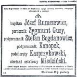 Nekrolog z Kuriera Warszawskiego.
