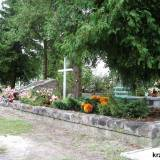 Mogiła zbiorowa żołnierzy polskich poległych w 1920 r.