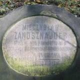 Mogiła pchor. Mieczysława Zandsznajdera