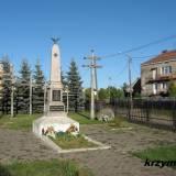 Ciechanowiec. Mogiła żołnierzy WP poległych w 1920 r.
