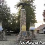 Pomnik Orła Białego w Tykocinie.