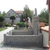 Groby rodziny Kamrowskich.