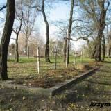 Modlin. Mogiła 15 żołnierzy WP z września 1939 r.