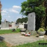 Grudusk. Pomnik w kwaterze wojennej 1939-1945.