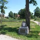 Ramsowo, pomnik plebiscytowy